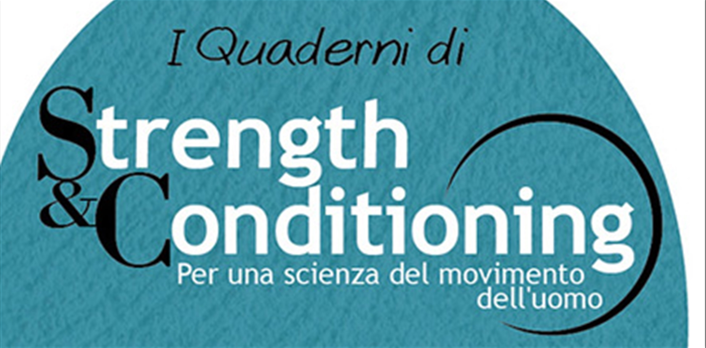 I quaderni di Strength & Conditioning